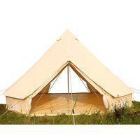 Double Door bell tent Canvas Tent Manufacturer Family Canvas Tent Manufacturer thumbnail image