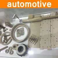 PEEK Parts in Auto Automotive Industry Part Components Fittings Slide Joint Brake Oil Pump Bushing thumbnail image