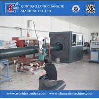 HDPE one/two Step Method polyurethane Heat Preservation Pipe Line 2PE 3PE thumbnail image
