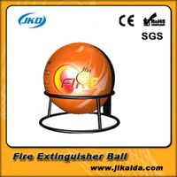 Automatic dry powder fire extinguisher ball thumbnail image