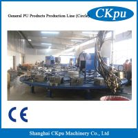 High Quality General PU Products Production Line with Circle Type