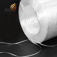 Yuniu brand E-glass insulation Fiberglass Direct roving for Pultrusion