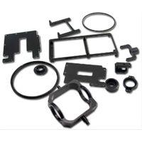 Custom CNC machined spare parts aluminum 6061 black anodized parts high precision cnc machining part thumbnail image