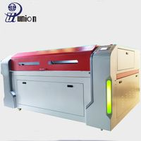 Factory Hot Sale Low Price Wood Paper Co2 Laser Cutting Machine thumbnail image