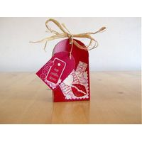 Candy Gift Bag with Tag