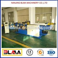 Design top sell used pipe bender machine, large steel pipe bending machine with competitive price