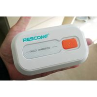 Rescomf CPAP cleaner uses ozone sanitizes CPAP masks, CPAP tubing