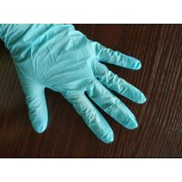 Hot sale powder free medical safety protective examination cut resistant work nitrile glove