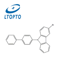 9-[1,1'-Biphenyl-4-yl]-3-bromo-9H-carbazole CAS 894791-46-9