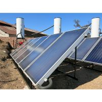Patented Solar Energy Flat Plate Thermal Solar Collector Panel thumbnail image