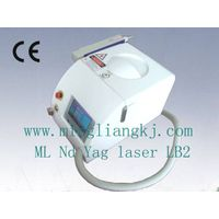 Laser  for all colors tattoo removal Q-Switch portable LASER(ML LB2)