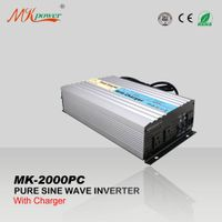 Pure sine wave inverter with charger 12v 220v 2000w thumbnail image