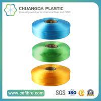 China Wholesale Environment-Friendly 1500d PP Multifilament Yarn