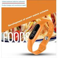 Hua&ChaoThe development of sport mode intelligent Bracelet Design and development of PCBA thumbnail image