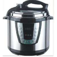Stainless Steel Body Electric Rice Cooker 4liter 800watt. 5liter 900watt.6liter 1000watt. thumbnail image