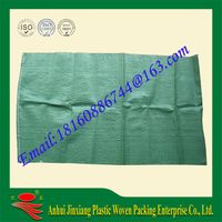 Good price recycle pp woven bag for sand,building