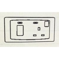 45A COOKER SOCKET