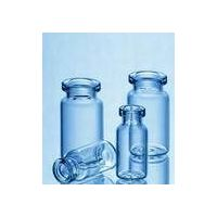 moulded glass vial(moulded glass vial for antibiotics ring finish ISO/SFDA20mm) thumbnail image