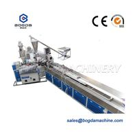 PVC Artificial Marble Stone Profile Production Extrusion Line thumbnail image