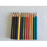 3.5inch color plastic pencil