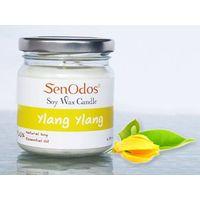 Ylang Ylang Soy Candle 190g /45g thumbnail image
