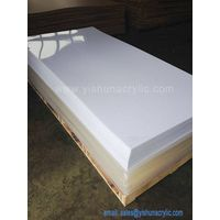 plastic acrylic sheet for make showcase/sign board