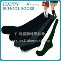 Custom New Design Polyester OEM school/student Socks thumbnail image
