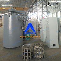 75kw atmosphere controlled nitriding nitrogen muffle furnace