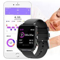 B20 Remote Camera Smart Watch Health Detection IP67 Waterproof Sport Fitness Tracker thumbnail image