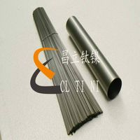 Gr2 ASTM B 338 annealed seamless titanium tube