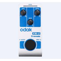 odak TR-2 odak Effectors Guitar Effect Pedal Soft Distoration guitar effects pedals OEM guitar pedal