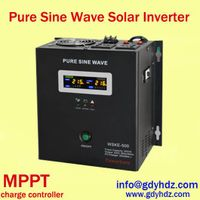3500W hybrid solar inverter Solar MPPT inverter with double CPU digital control