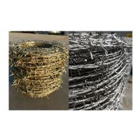 Reverse Twist Barbed Wire thumbnail image