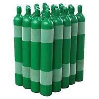 ISO Standard Steel Oxygen Hydrogen Argon Helium CO2 Nitrogen Gas Cylinder 40 L oxygen Cylinder thumbnail image