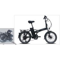 "ENZE 20"" 250W36V Aluminium Electric Folding Bikes For Sale"