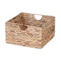 Hu hu interlacing reeds basket, natural grass basket, water storage basket of interlacing reeds gras