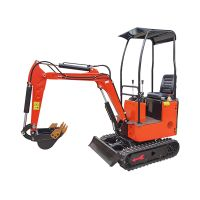 1 ton brand new excavator price sweet potato digger for sale garden tools soil digger thumbnail image