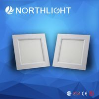 Energy Saving Ultra Thin 5W Square LED Downlight