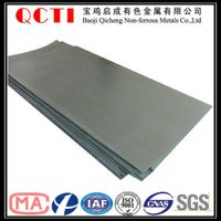 astm b265 grade 5 Ti6al4v titanium plate for electrolysis