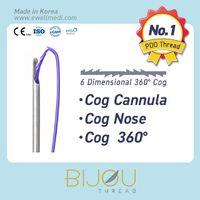 Lifting Thread Cog Cannula, Nose, 360 (PDO Cog)