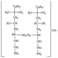 Dioctadecyl dimethyl - polyamine -quatemary diammonium salt