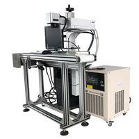 Factory price UV laser marking machine face mask laser marker laser marking production line thumbnail image