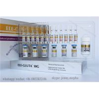 OEM service glutathione injection ele-gluta 10g for beauty clinic
