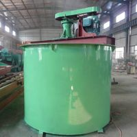 XBT-1500 lifting agitation tank
