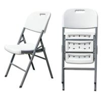 PE plastic banquet metal folding PE chairs,black folding chair, catering table. meeting chairs