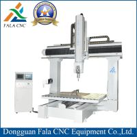 XFL-W2217-80 5 Axis CNC Router for Composite Trimming thumbnail image