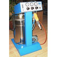 powder coating machinery zac