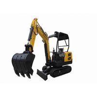 Multifunction Mini Excavator 2.2ton (SE22) for Farming, Civic Building, Gardening thumbnail image