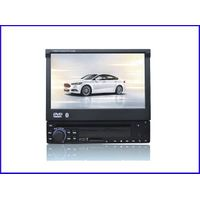 HD touch screen Manual one din car dvd player