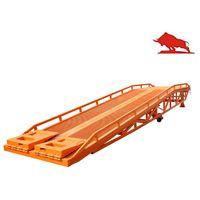 DCQH movable hydraulic dock ramp